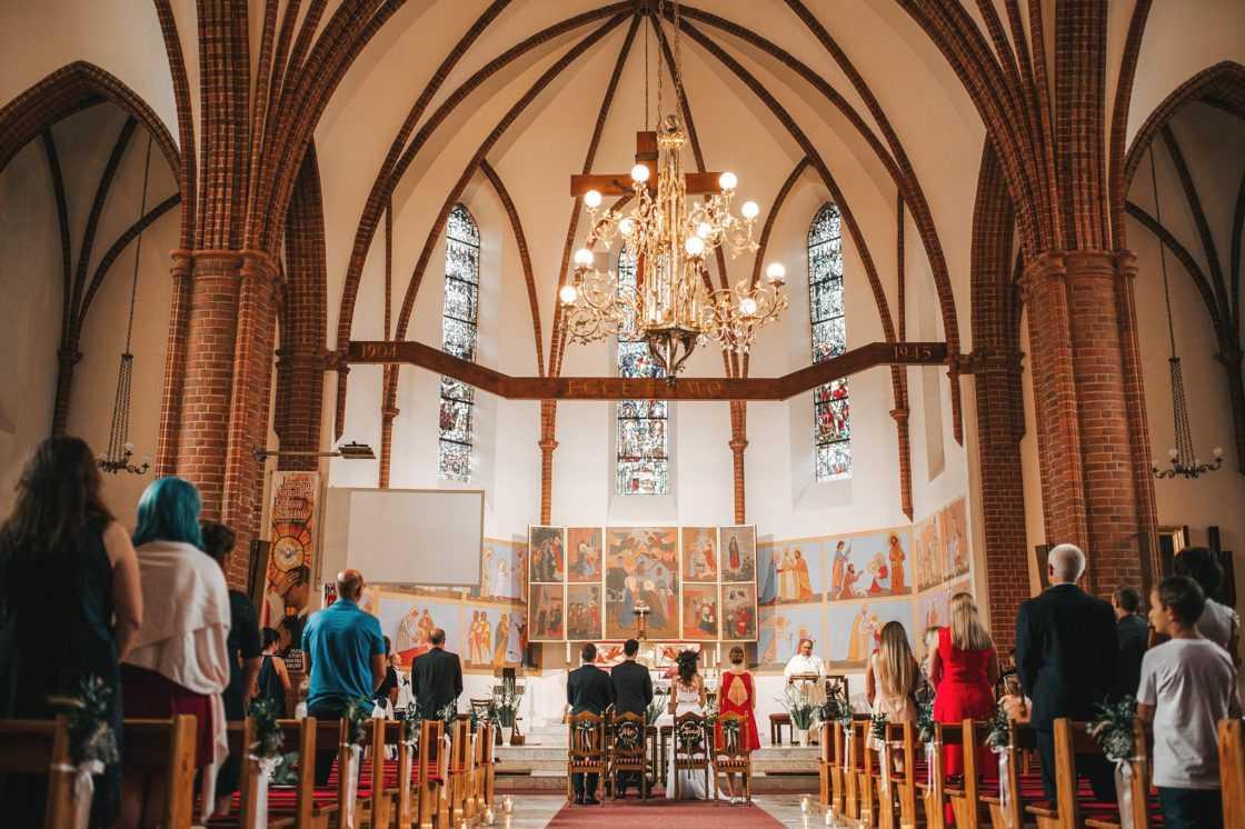 Stodoła Pałacu Baborówko - ślub boho 16