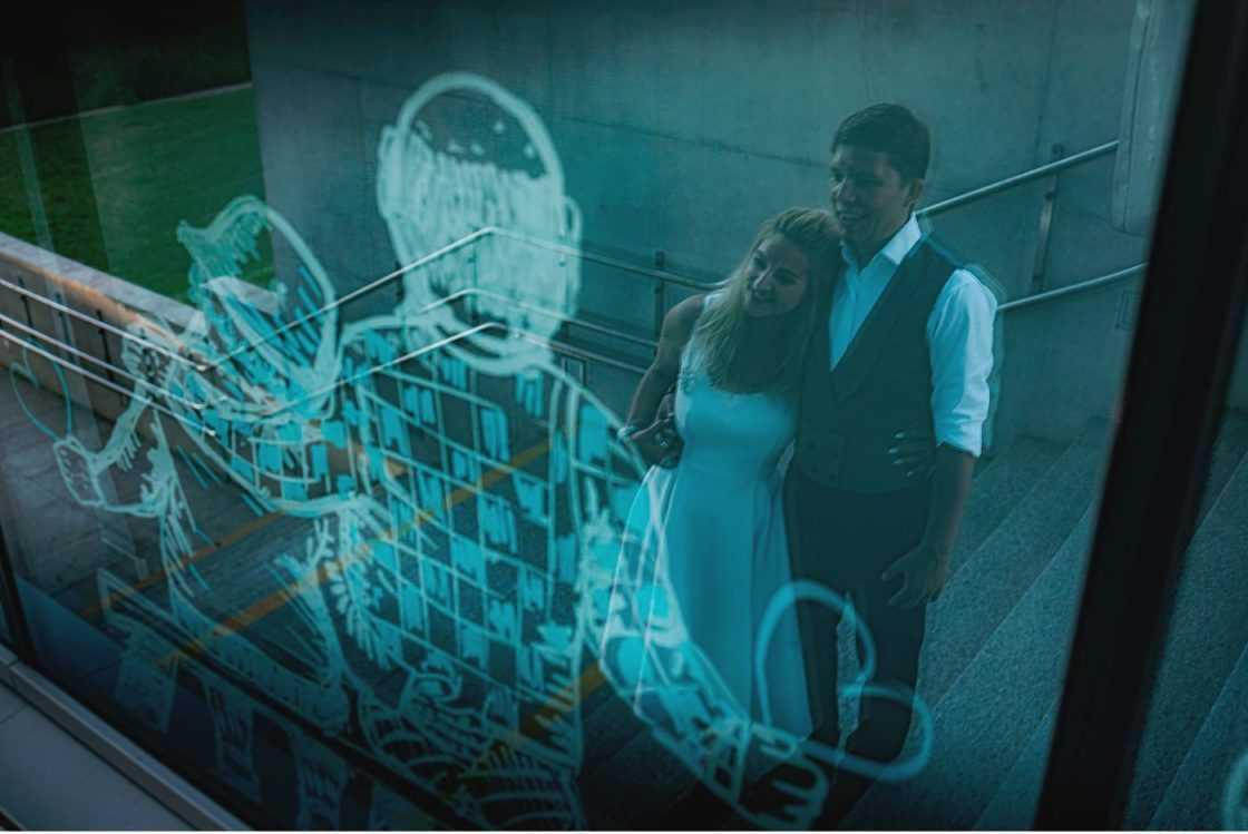Plenerowy Ślub w Weranda Home sesja narzeczenska brama poznania 001